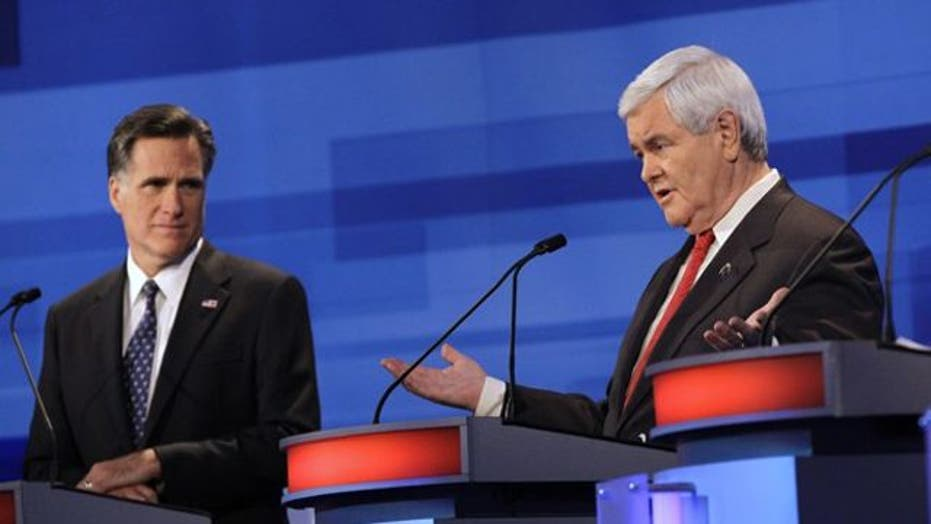 GOP candidates facing most crucial debate yet, part 1