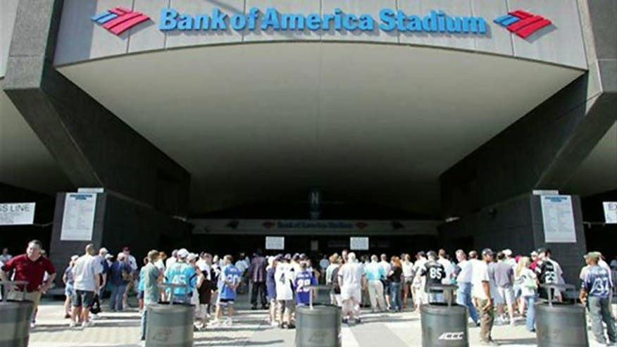 President to accept nomination at Bank of America Stadium