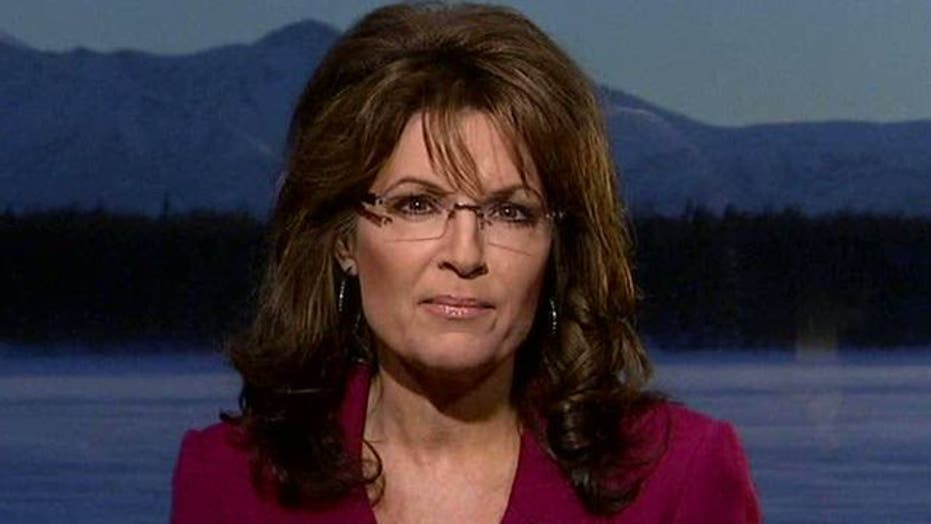 Palin: If I were a South Carolinian, I'd vote for…