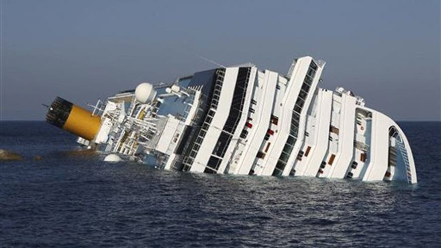'On the Record's' legal eagles breaks down the possible charges in the Concordia cruise ship catastrophe