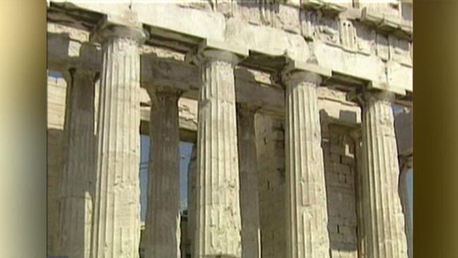 Cavuto: Greece is very desperate and very broke