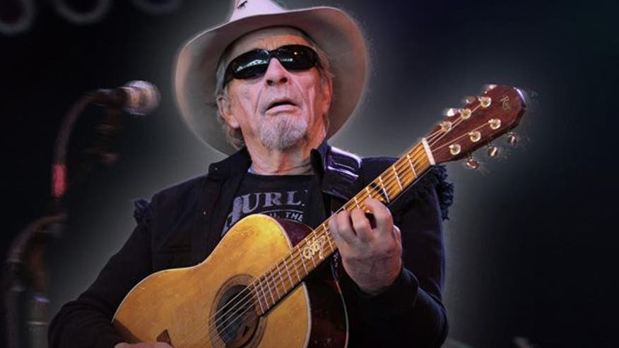 Pneumonia forces Merle Haggard to cancel tour dates; Garth Brooks sues a hospital; Keith Urban ready to perform on the annual 'All For The Hall'; Eric Church hits number 1 on charts; Josh Kelley sings about his daughter