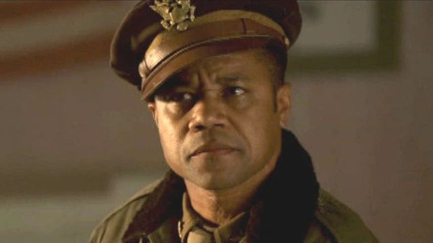 Cuba Gooding Jr. and Nate Parker on epic new movie