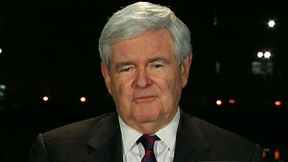 Can Gingrich take the Palmetto State?