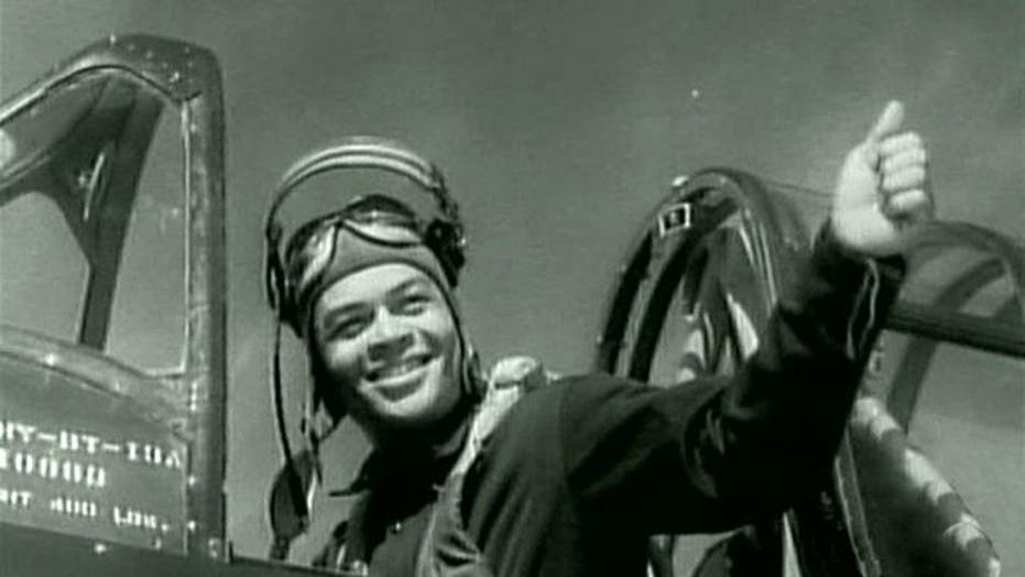 Tuskegee Airman laid to rest