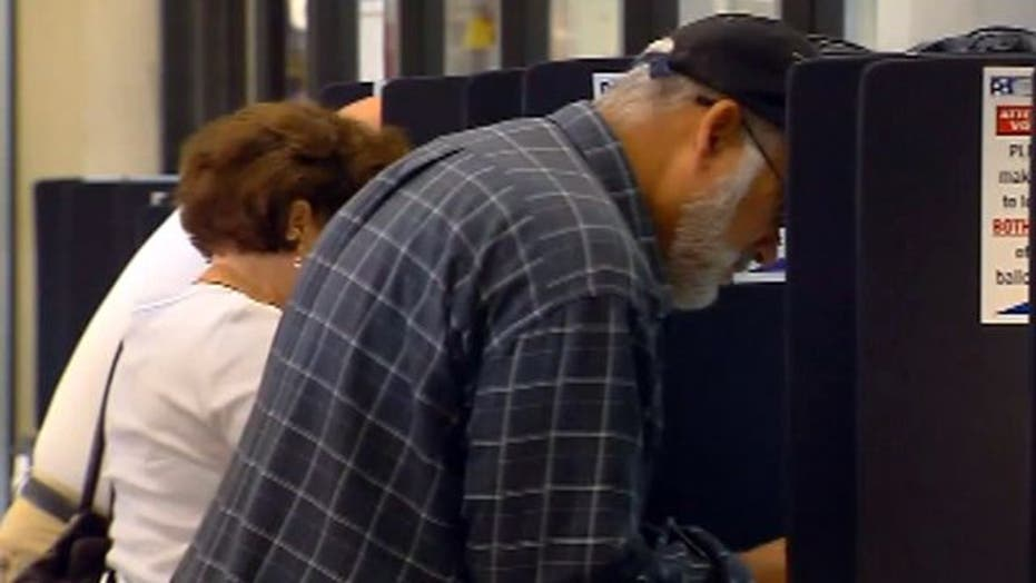 Early voting under way in Florida primary