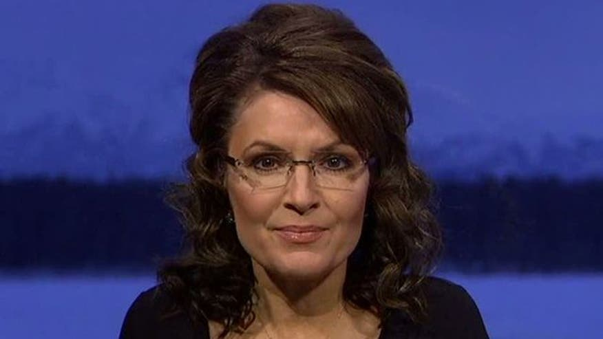 Sarah Palin weighs in on his South Carolina victory, 2012 race