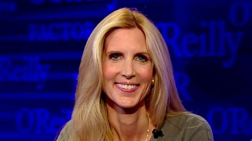 Ann Coulter gives her take on the tightening race between Newt Gingrich and Mitt Romney