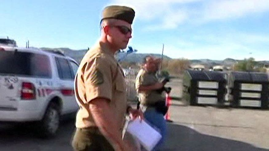 Marine pleads guilty to single count of dereliction of duty