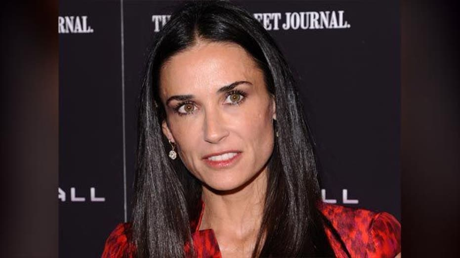 Hollywood Nation: Demi Moore rushed to hospital