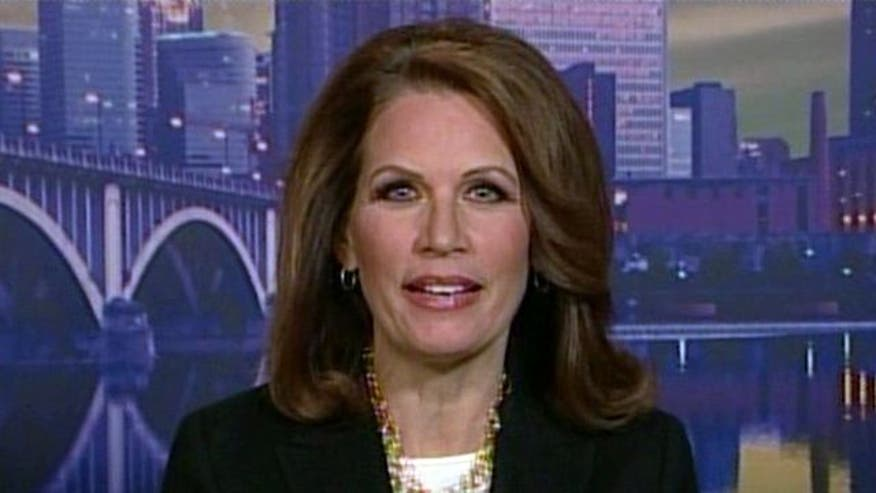 Congresswoman Michele Bachmann reflects on her recent 2012 campaign run, the current race and what the future holds for her