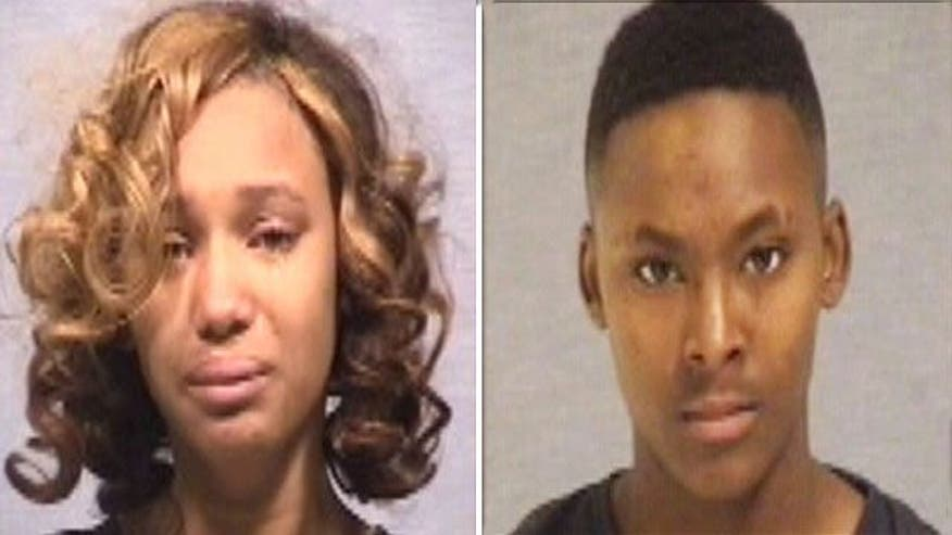 Suspects confess to stabbing death