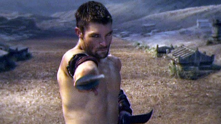 Liam McIntyre comments on his action-packed role
