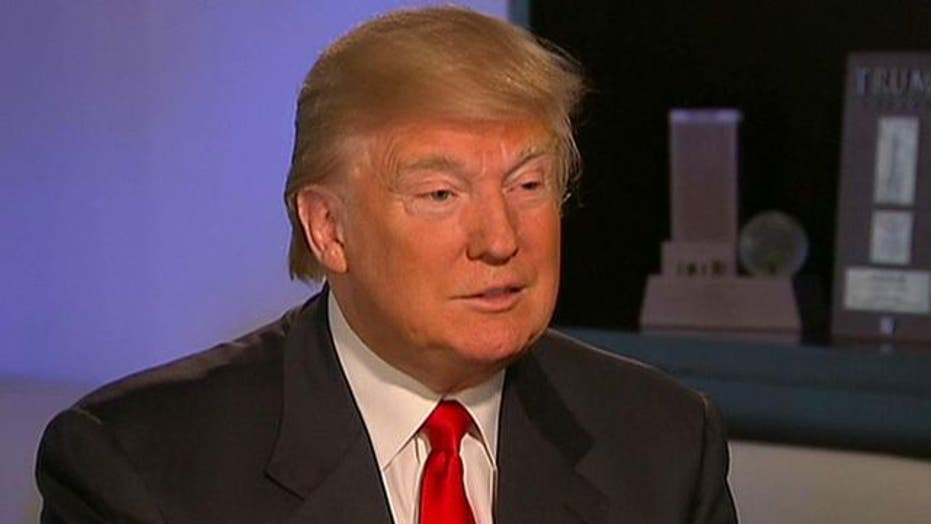 Trump close to endorsing in GOP race, part 1