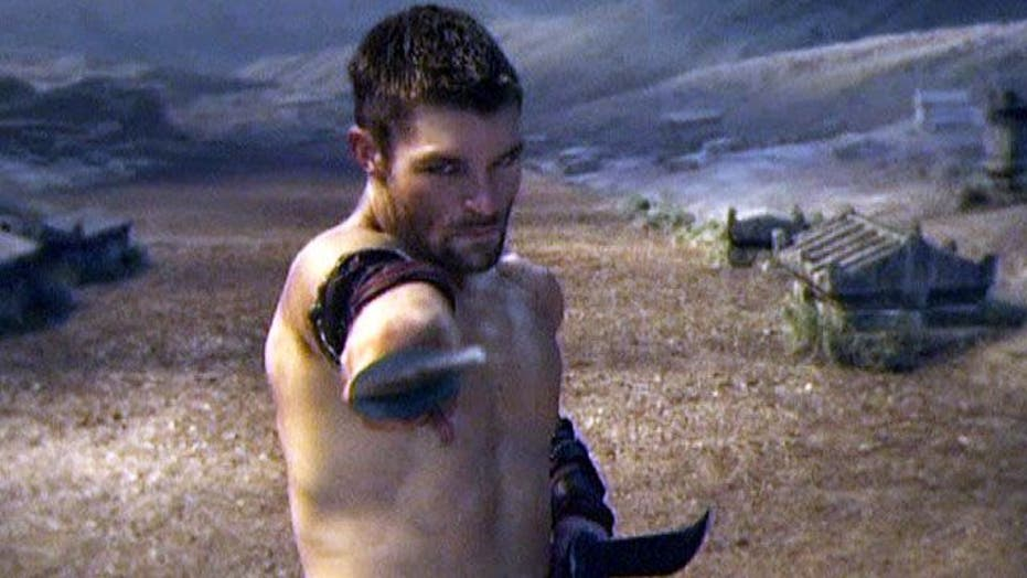 'Spartacus' star talks about the upcoming season
