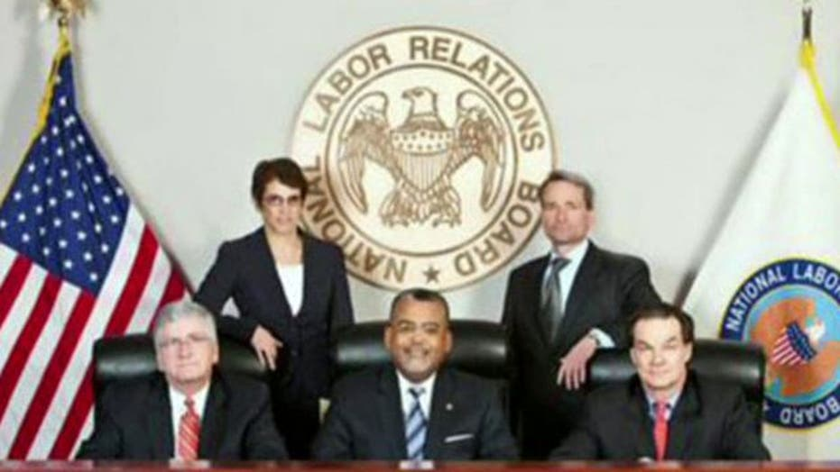 Is NLRB chair's pro-union plan an invasion of privacy?