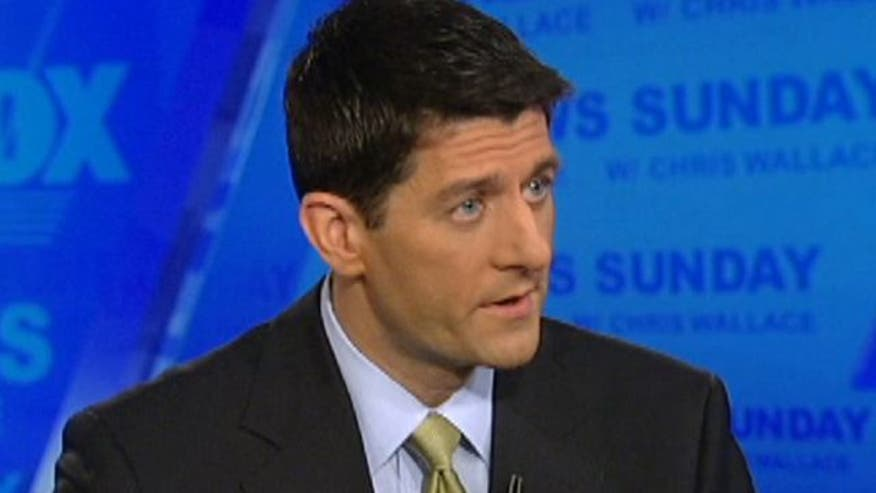 Paul Ryan talks about the flaws of Obama's upcoming campaign.