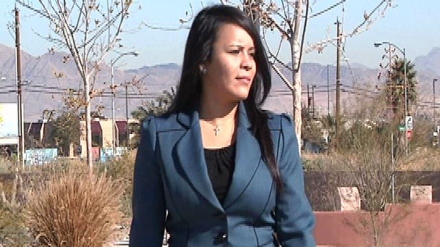 Despite having a daughter at the age of 15, Las Vegas native Martha Morales was able to graduate from college and land a hotel manager position when she was only 23