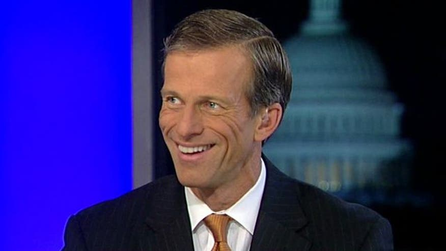 Senators John Thune and Mark Begich introduce bill to make sure huge Fannie Mae and Freddie Mac-style bonuses never happen again