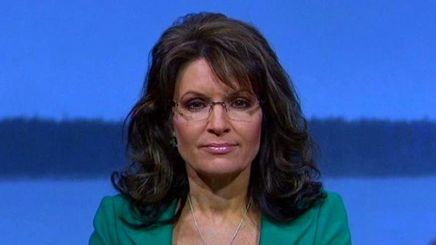 Sarah Palin weighs in on the chances that the negative GOP primary race could backfire and actually help Obama in the long run