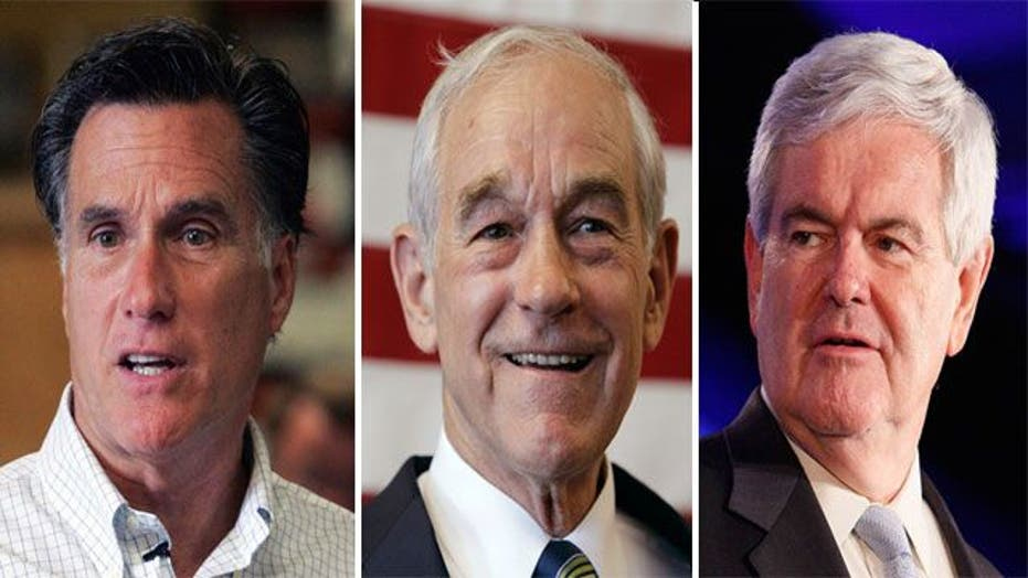 GOP candidates promise tough battle after FL primary
