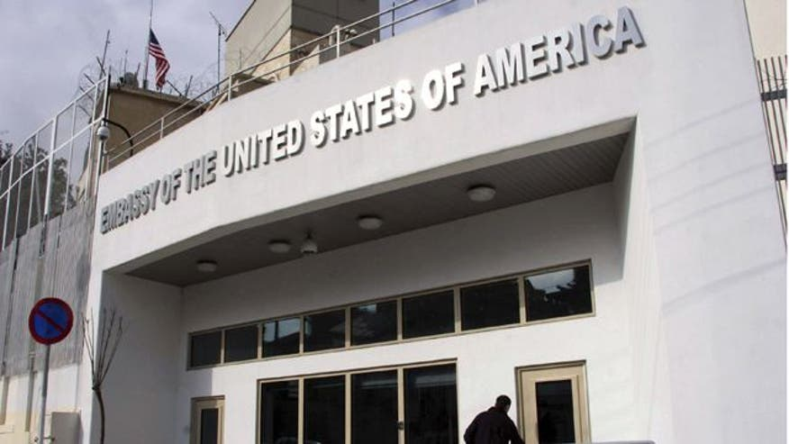 U.S. diplomats safely evacuated