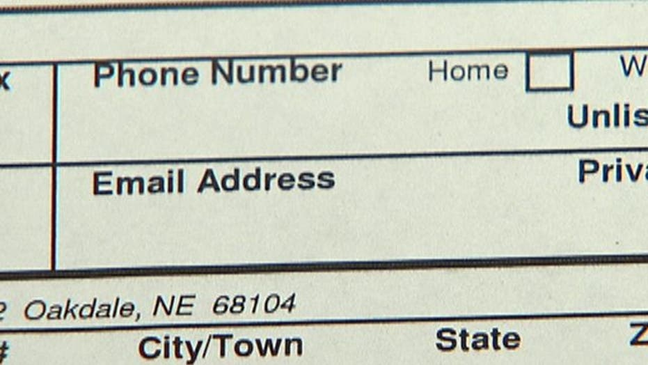 States selling voters' e-mail addresses to politicians