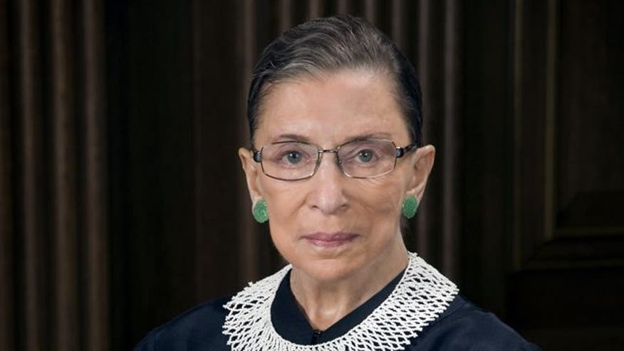 Building a nation? Justice Ginsburg suggests looking to South Africa