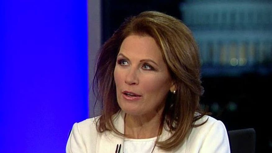 Former presidential candidate Michele Bachmann reflects on GOP caucuses in Minnesota