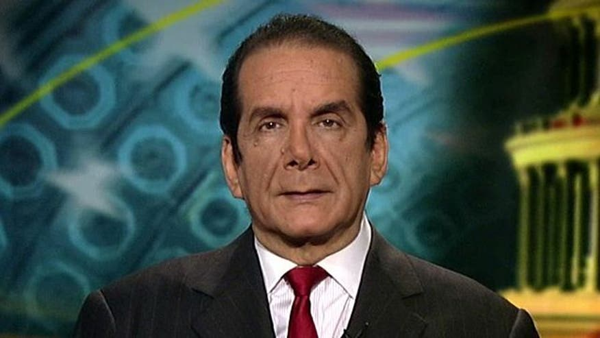Charles Krauthammer determines who the true conservative is running for the Republican nomination
