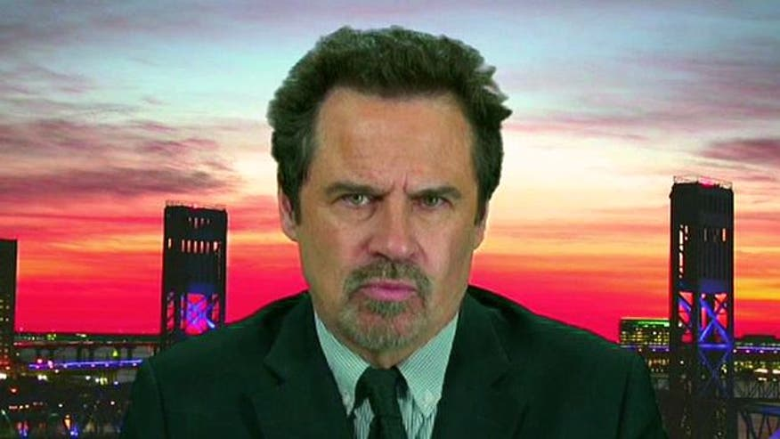Comedian Dennis Miller analyzes Rick Santorum's recent wins and what happens with Gingrich if he falls short in his 2012 bid