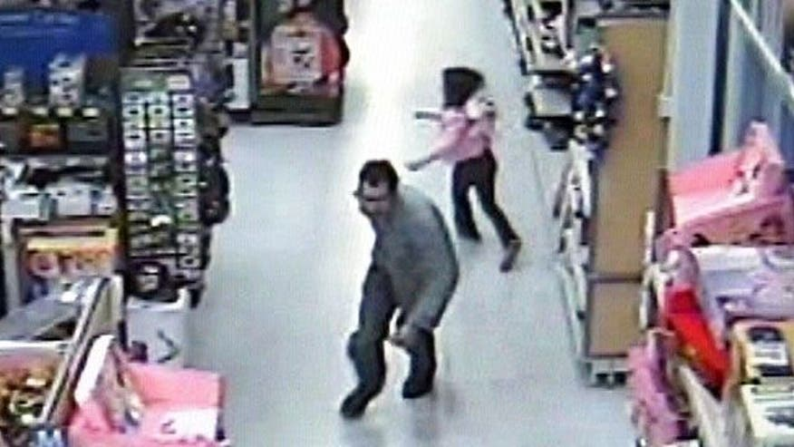 Girl escapes abduction attempt in Walmart