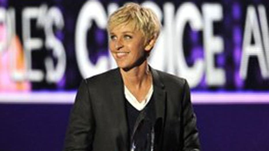 Ellen targeted in 'witch hunt?'