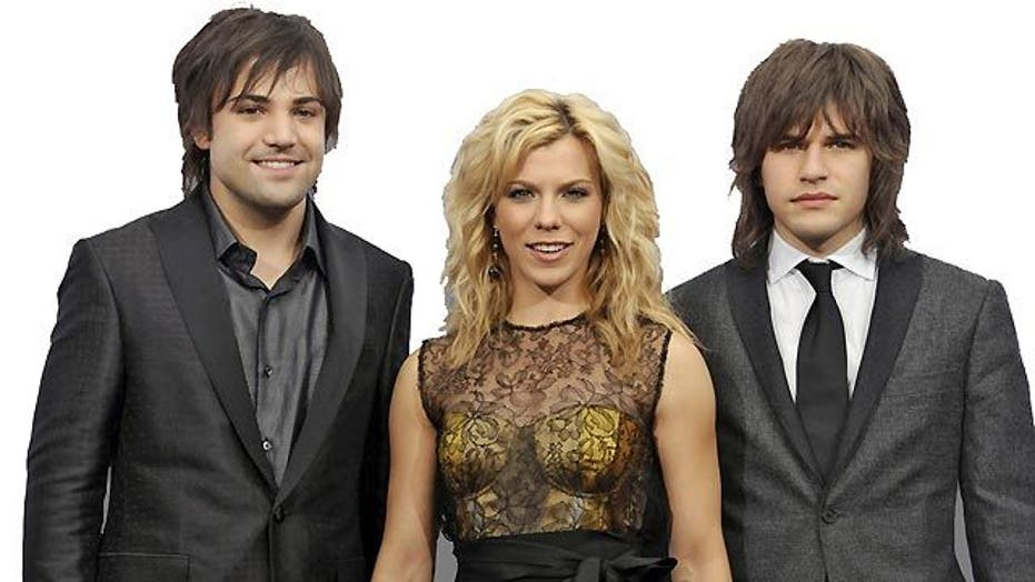 The Band Perry heads for the Big Show