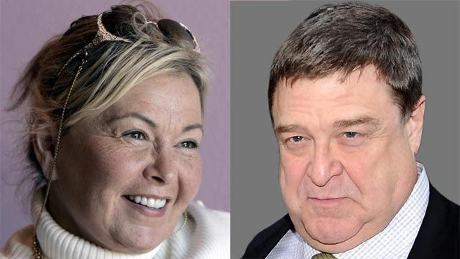 Hollywood Nation: Roseanne Barr, John Goodman team up again