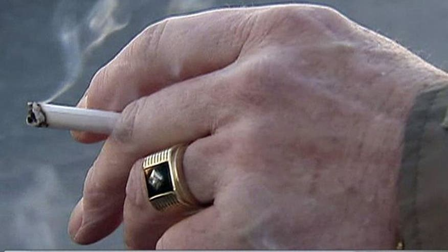 Lawmaker aims at tax savings, getting smokers to quit