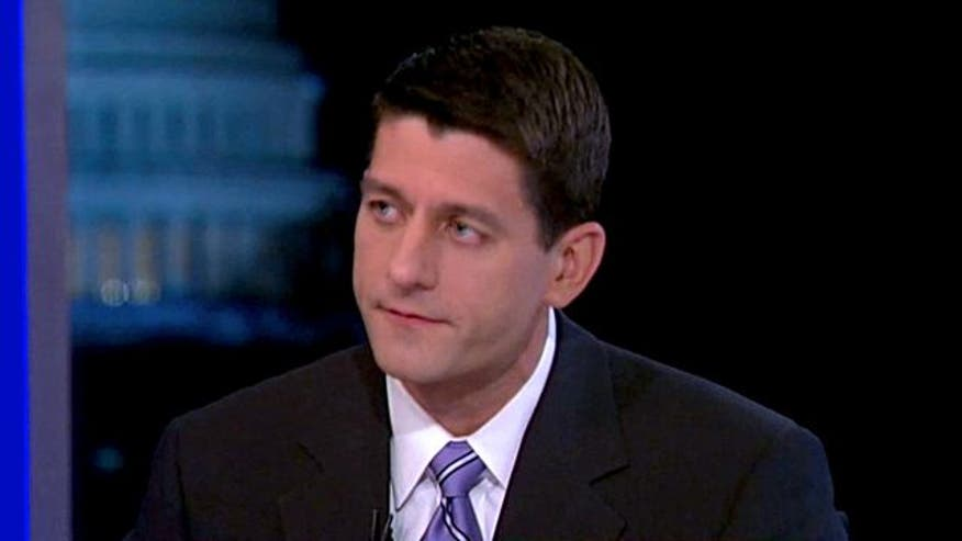 Rep. Paul Ryan on why he believes president's budget plan is a campaign gimmick
