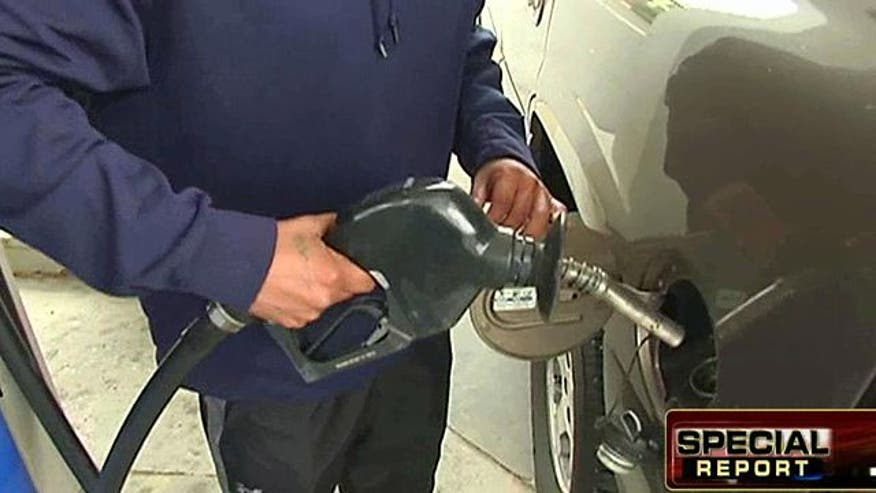 What's behind spike in gas prices?