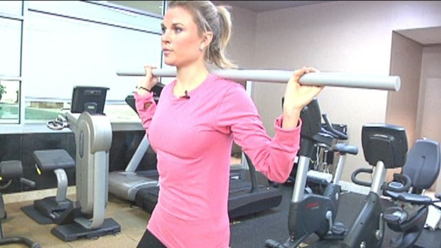 Before you develop a workout plan to get healthy -- a full wellness assessment might be just what you need.  Foxnews.com's Meg Baker went in for a series of tests to find out just how to reach her goals