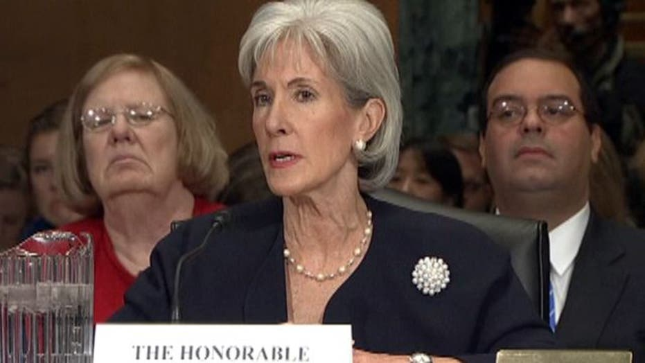 Sebelius grilled on contraception mandate