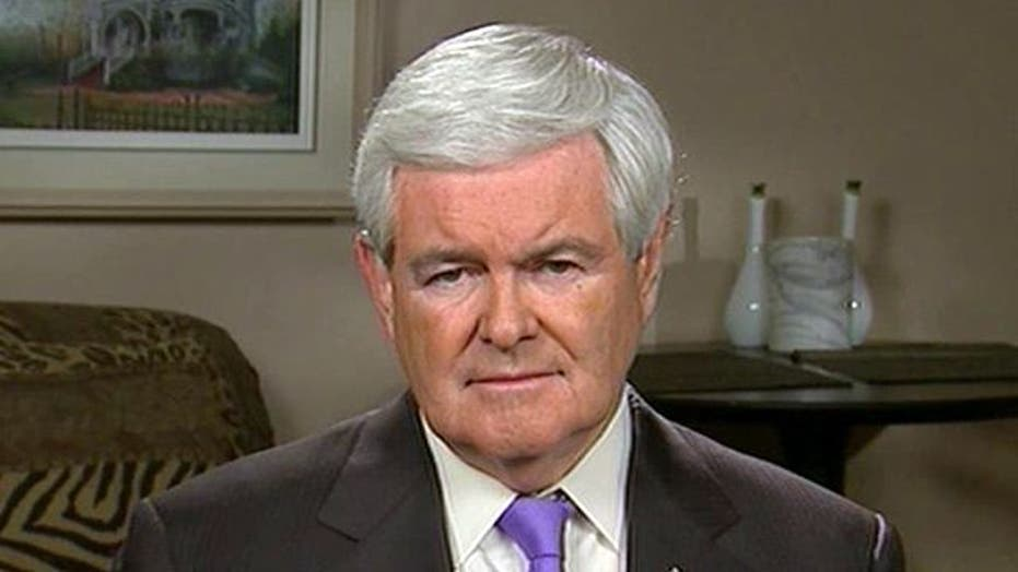 Another Newt Gingrich resurrection coming?