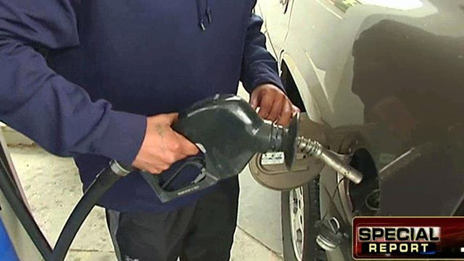 Paying more at the pump