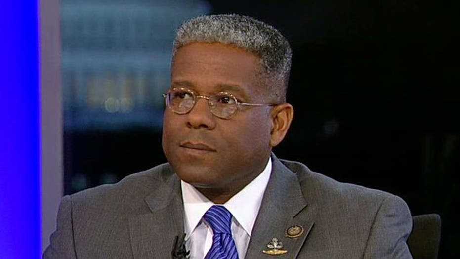 Rep. West: Dems have appetite for slavery