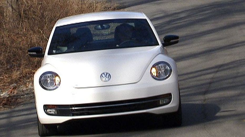 The Beetle is Back...Again