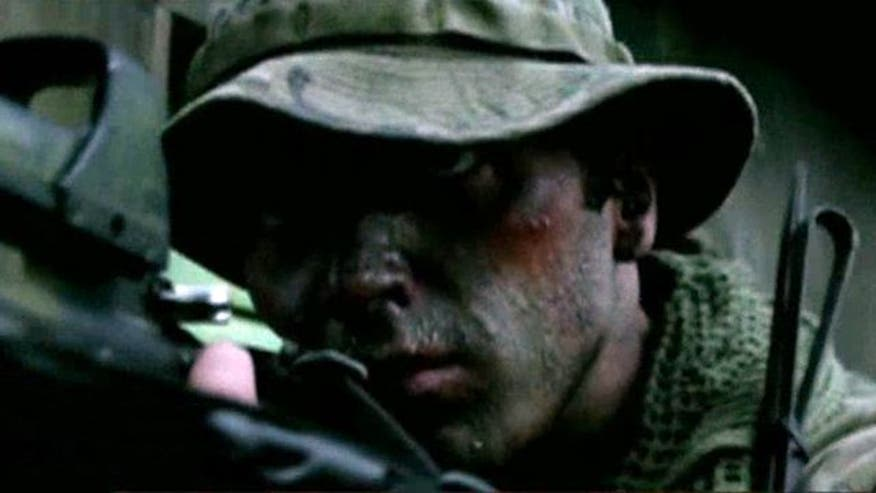 Film about Navy SEALs uses live fire and real combat tactics