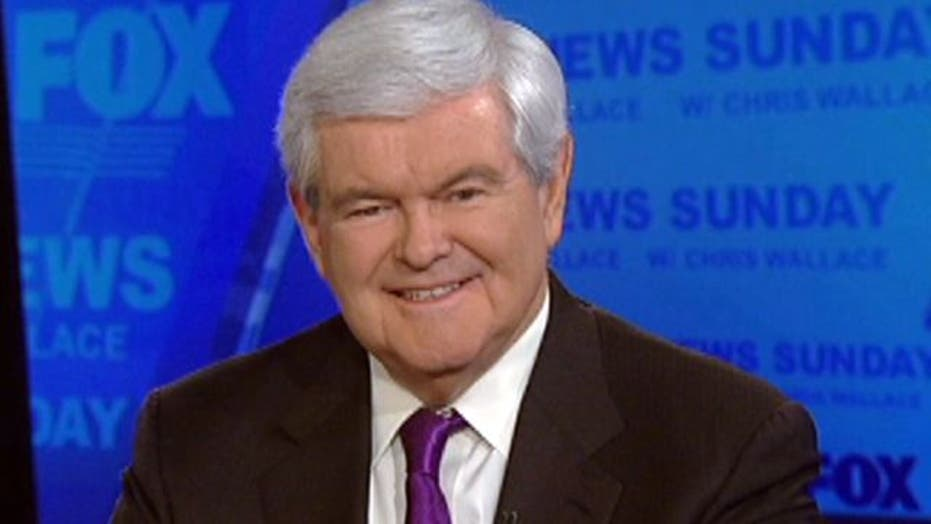 Can Gingrich resurrect his presidential campaign?