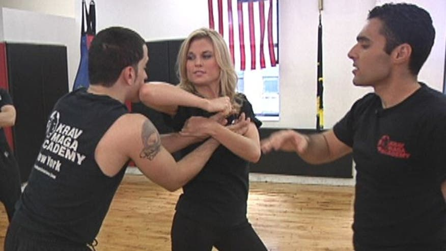 Could you protect yourself if you were attacked? FoxNews.com's Meg Baker learns some self-defense moves called krav maga, which was developed by the Israeli military