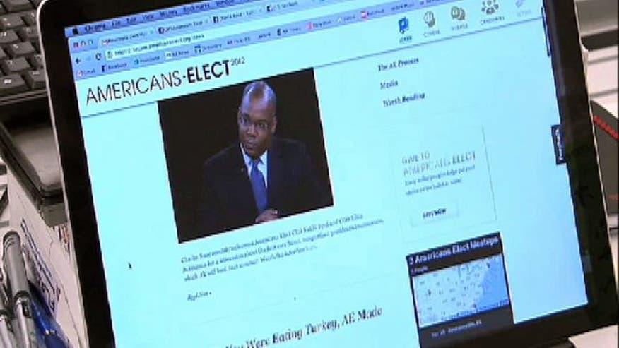 Americans Elect creates online platform for voters to nominate a third, independent candidate for 2012.