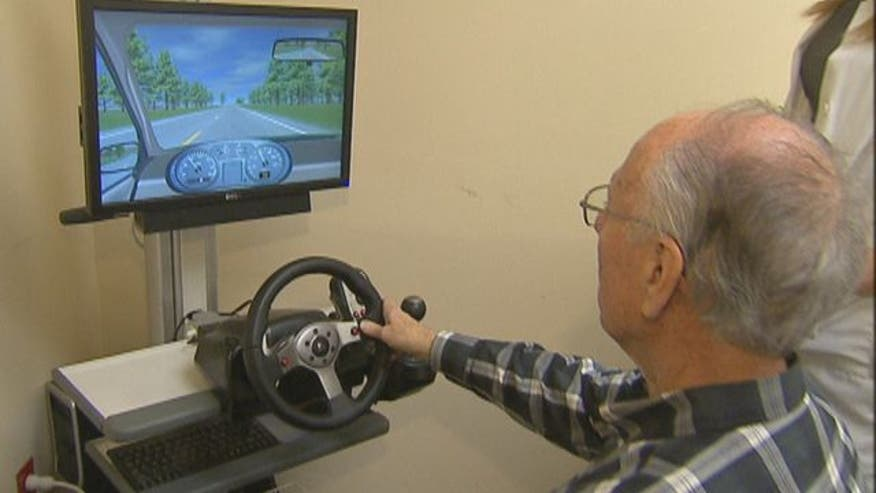 Doctors at the Hospital for Special Surgery in New York City are trying to get their hip-replacement patients get back on the road sooner.  Their driving test accesses reaction time and capabilities