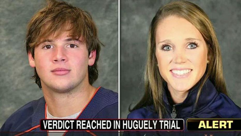 George Huguely found guilty of murder